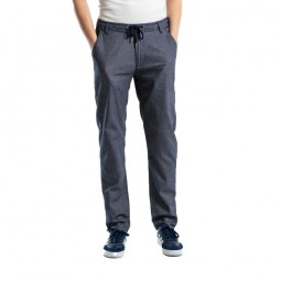 Pantalon Reell Reflex Easy Superior noir chiné