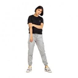 Pantalon Reflex LW Cargo Reell femme gris clair