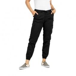 Pantalon Reflex LW Cargo Reell femme noir