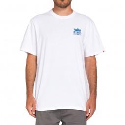 T-shirt Element Buttzville blanc