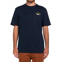 T-shirt Element Spera bleu marine