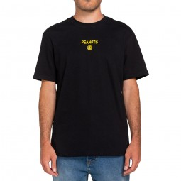 T-shirt Element x Peanuts Kruzer noir