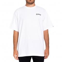 T-shirt Element Coyle blanc