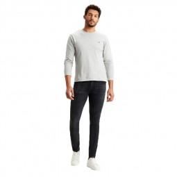 Jean's Levi's® 511™ Slim Jeans noir délavé