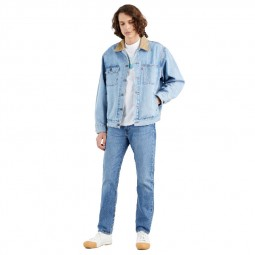 Jean's Levi's® 502™ Taper Jeans bleu délavé
