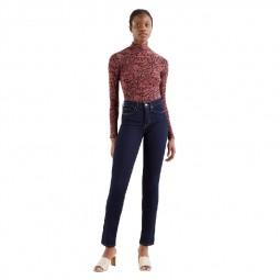Jean's Levi's® 312™ Shaping Slim Jeans bleu brut