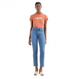 Jean's Levi's® 314™ Shaping Straight Jeans bleu clair délavé