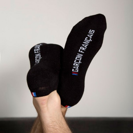 Socquettes Garçon Français