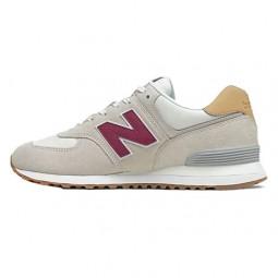Chaussures New Balance 574 écru