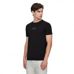T-shirt col rond Armani Exchange 6KZTAB noir