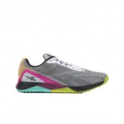 Chaussures Reebok Nano X1 gris multicolore