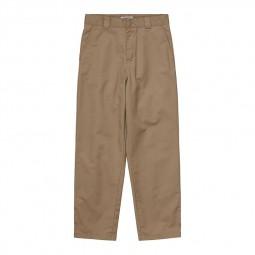 Pantalon femme Carhartt Master Pant beige