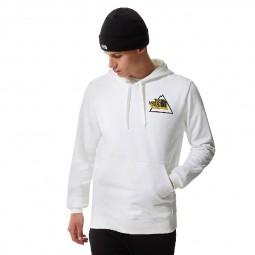 Sweat The North Face Threeyama blanc