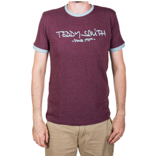 T-shirt Teddy Smith
