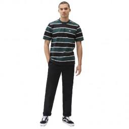T-shirt Dickies Oakhaven vert / noir / blanc