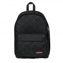 Sac à Dos Eastpak Out Of Office Geo Pyramid noir