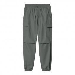 Pantalon Carhartt WIP cargo Jogger kaki clair