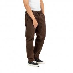 Pantalon Reell Loose Chino marron