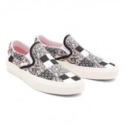 Chaussures Vans Slip-On Patchwork Floral