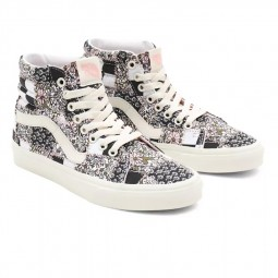 Chaussures Vans SK8-Hi Patchwork Floral