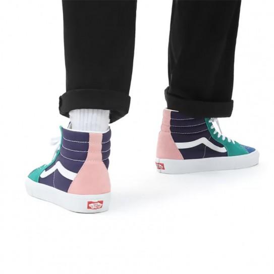 Chaussures Vans SK8-Hi Retro Court