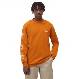 T-shirt Dickies Bettles orange