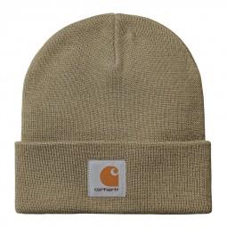 Bonnet Carhartt Short Watch Hat beige