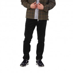 Pantalon Carhartt Sid Pant velours côtelé noir