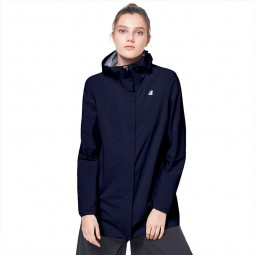 Coupe vent KWAY Sophie bleu marine