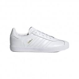 Adidas Gazelle Junior White blanches BY9147