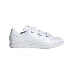 Adidas Stan Smith Primegreen blanc or sratchs