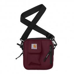 Sac Carhartt Essentials Bag small bordeaux