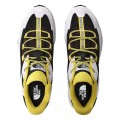 Chaussures The North Face Vectiv blanc noir jaune