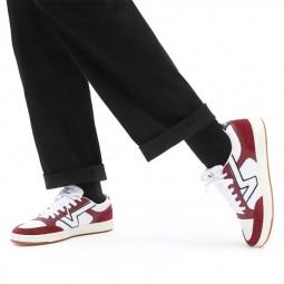 Chaussures Vans Lowland bordeaux