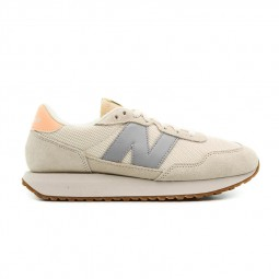 Sneakers femme New Balance 237 beige