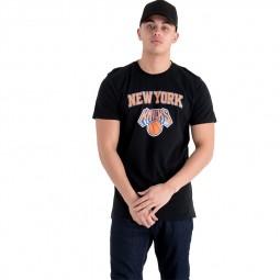 T-shirt New Era Knicks New York noir