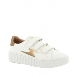 Chaussures Vanessa Wu éclair blanches