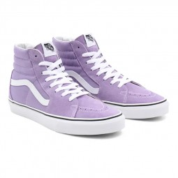 Chaussures Vans Sk8-Hi violet