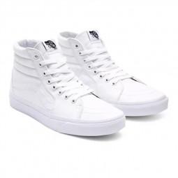 Chaussures Vans Sk8-Hi true white blanches