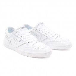 Chaussures Vans Lowland blanches