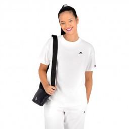 T-shirt Champion femme blanc