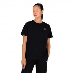 T-shirt Champion femme noir