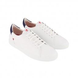 Chaussures 1083 912 blanches superdenim