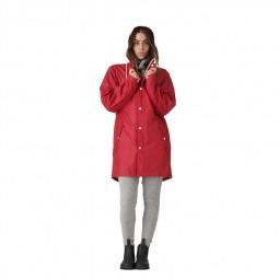 Veste de pluie Tretorn Wings Rainjacket rouge