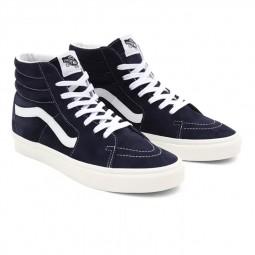 Chaussures Vans Sk8-Hi bleu marine