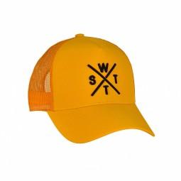 Casquette WATTS Tribe jaune