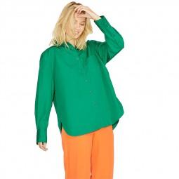 Chemise femme JJXX Jamie Shirt verte