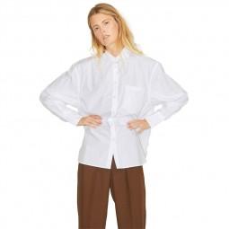 Chemise femme JJXX Jamie Shirt blanche
