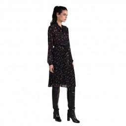 Robe longue noire Molly Bracken