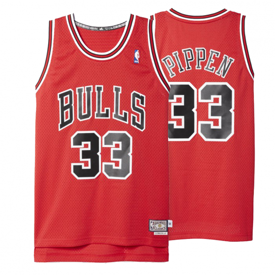 Scottie Pippen Chicago Bulls 33